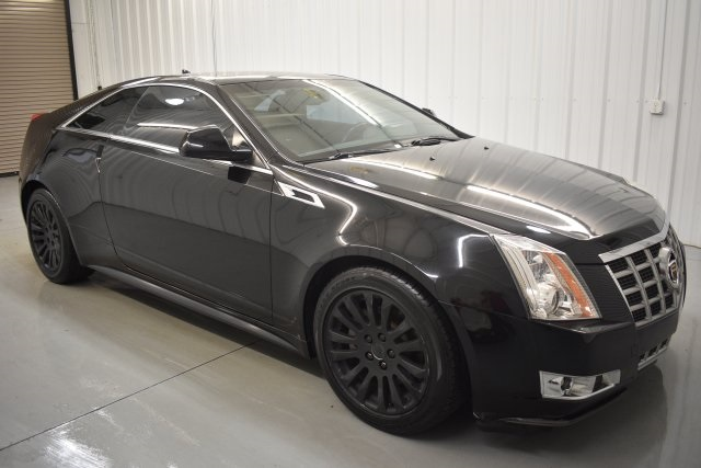 Pre-Owned 2014 Cadillac CTS Performance