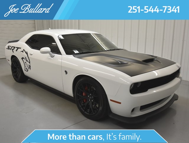 Pre Owned 2016 Dodge Challenger Srt Hellcat 2d Coupe In Mobile