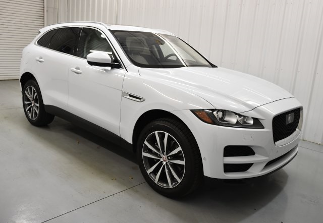 Certified Pre-Owned 2019 Jaguar F-PACE 30t Prestige With Navigation & AWD