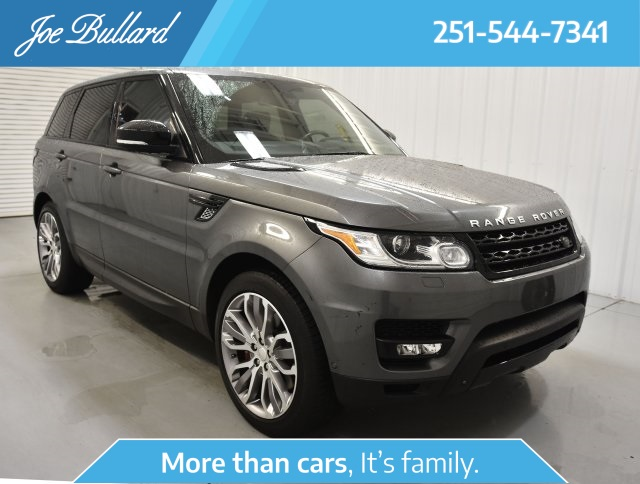 Pre-Owned 2014 Land Rover Range Rover Sport 5.0L V8 Supercharged