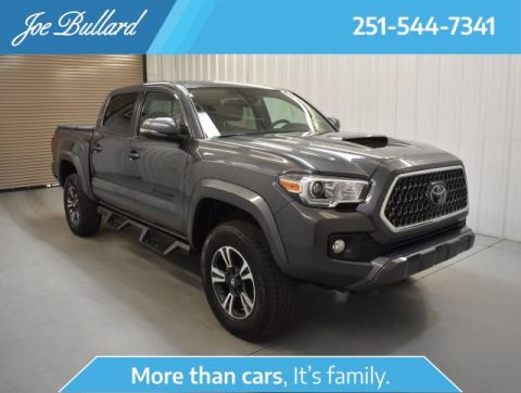 Pre-Owned 2018 Toyota Tacoma TRD Sport