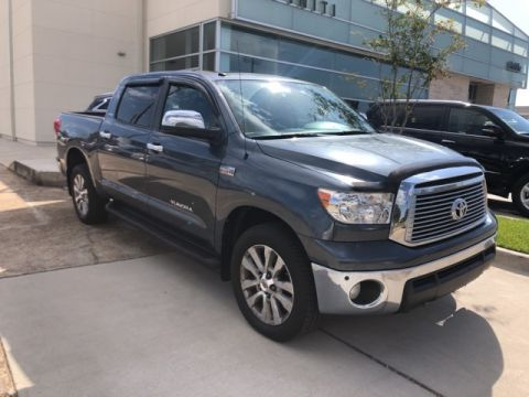 Pre-Owned 2010 Toyota Tundra Limited