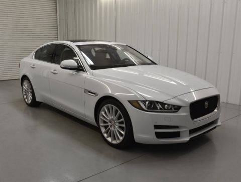 Certified Pre-Owned 2018 Jaguar XE 35t Portfolio Limited Edition