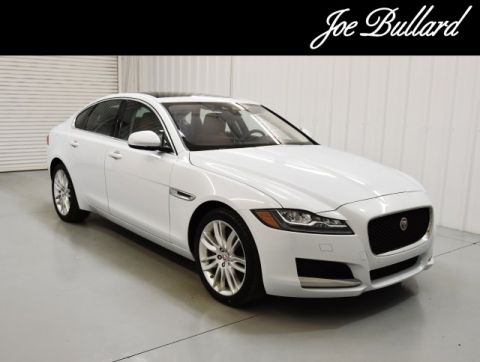 Certified Pre-Owned 2018 Jaguar XF Portfolio